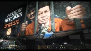 GTA V ONLINE AMAZING BIKE STUNTS by EMV