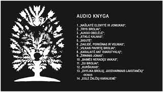 Audio knyga - Gražiausios lietuvių liaudies pasakos