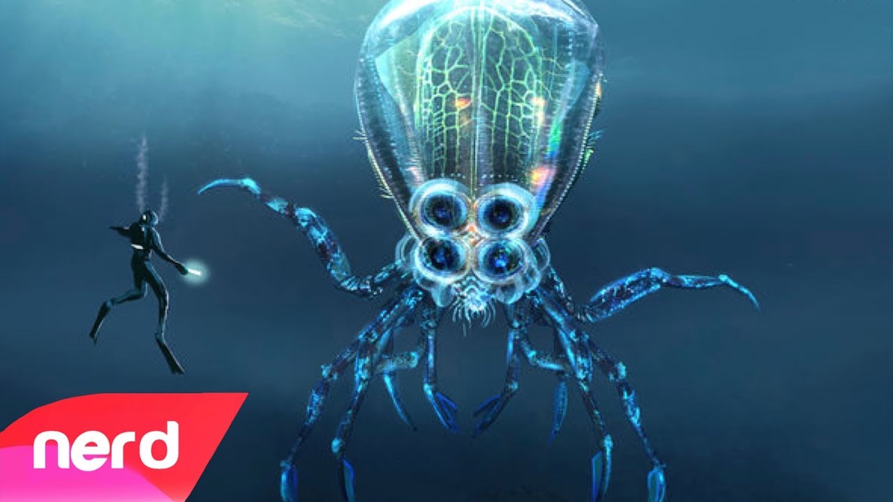 Subnautica Song | Diving In Too Deep | #NerdOut [Prod. by Boston]