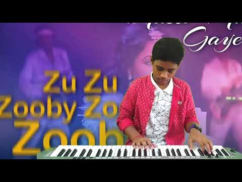 zooby zooby keyboard cover from dance dance by siddhu