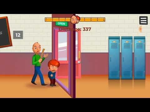 Ban's Education at School | BALDI'S BASICS RIP OFF