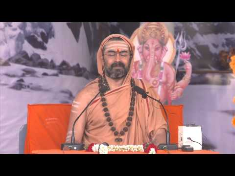Conducted Meditation by Pujya Swamiji Sadyojat Shankarashram