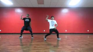 Repeat youtube video Take it to the head choreography by kevin mark