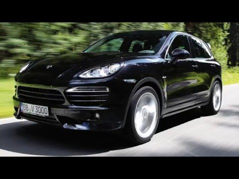 Porsche Cayenne S 2017 Review Auto Express