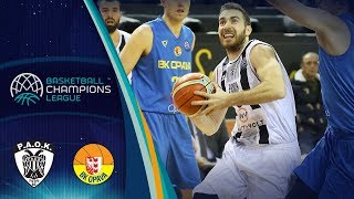 PAOK v Opava - Highlights - Basketball Champions League 2018-19