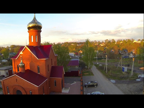 Лысково аэросъемка 2017