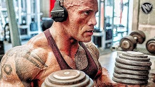 CAN'T STOP ME - THE ROCK 2020 - HARDCORE GYM MOTIVATION