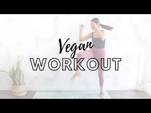 Choreographed Dance Workout With Vegan Fitness Instructor Ana Alarcon