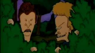Beavis and Butthead vs  Emotional Dead Tree Hippies