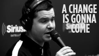 "Lukas Graham ""A Change Gonna Come"" Sam Cooke Cover Live @ SiriusXM // The Pulse"