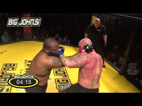 BIG JOHNS MMA NEXT GENERATION LAWRENCE BOND VS. JASON FISH