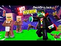 Playing MINECRAFT As A VAMPIRE! (strong)