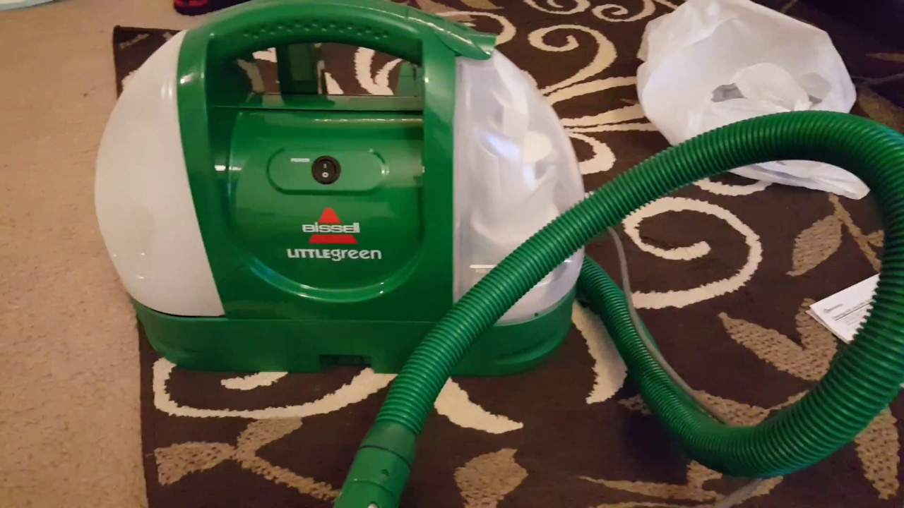 bissell little green spot cleaner carpet dog stain removals - Bissell Spot Cleaner