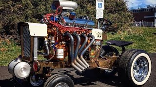 The Best Rat Rods and Hot Rods That Have Ever Existed!