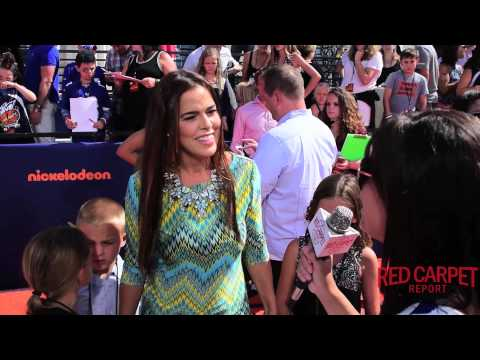 Rosa Blasi at Nickelodeon's Kids' Choice Sports 2015 KidsChoiceSports