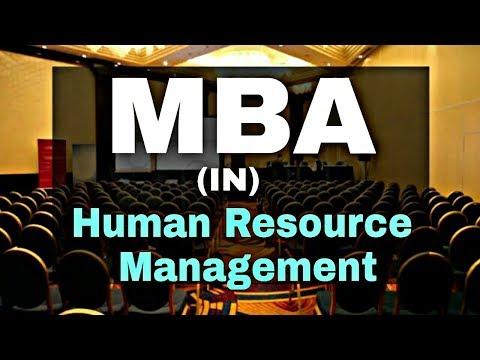 MBA In Human Resource Management (HR) Full Details In Hindi | By Sunil Adhikari |