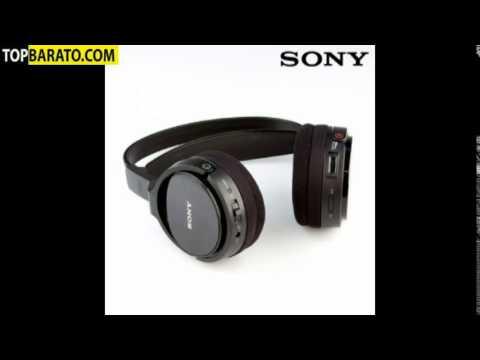 Sony Mdrrf811rk Gepolsterte Drahtloskopfhörer Auriculares