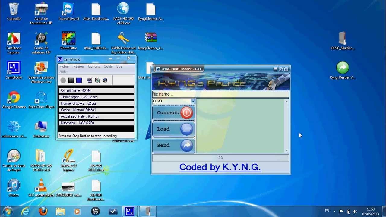 kyng multiloader cristor atlas e