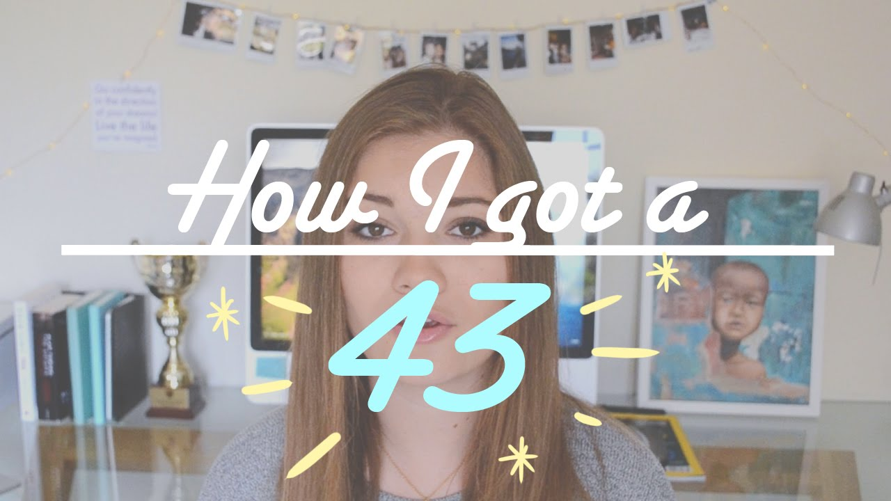 How I got a 43 in the IB | 10 Tips & Advice