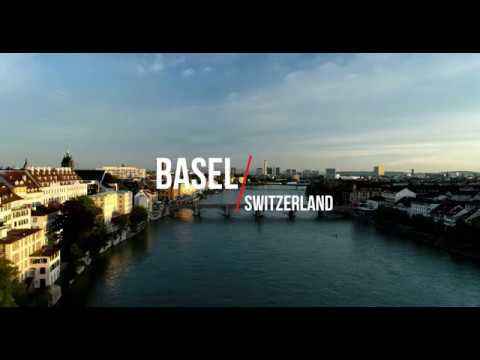 Basel City | Swiss Bird's Eye | 4K