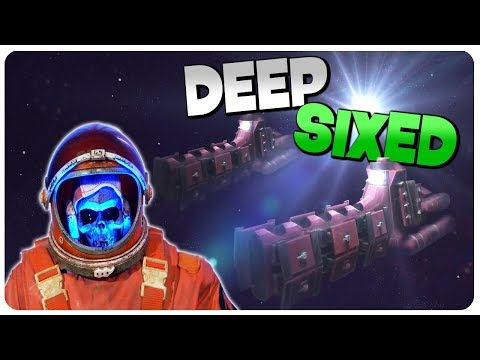 Deep Sixed - SURVIVAL in a SPACE STATION Sim Game! | Deep Sixed Gameplay
