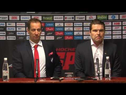 Sport - HIFK lehdistötilaisuus 18.2.2017