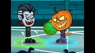 Halloween Basketball Legends Full Gameplay Walkthrough