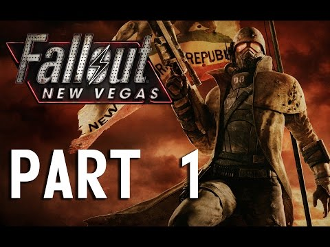 Let's Play Fallout New Vegas - Alternative Start - Part 1 - Training Day | Revered Legend