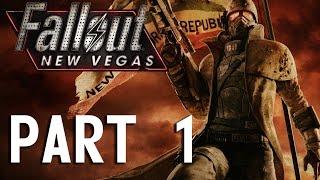 Let's Play Fallout New Vegas - Alternative Start - Part 1 - Training Day | Revered Legend