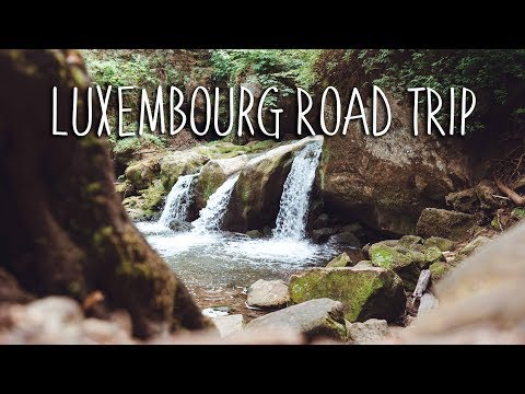 Luxembourg Road Trip With Photography