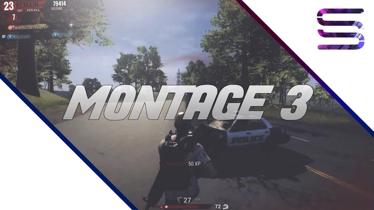 H1Z1: KOTK | MONTAGE 3 - YouTube