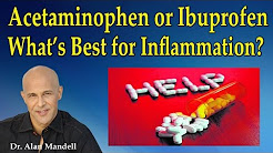 Acetaminophen or Ibuprofen?   Know What's Best for Inflammation Pain?  -  Dr Mandell