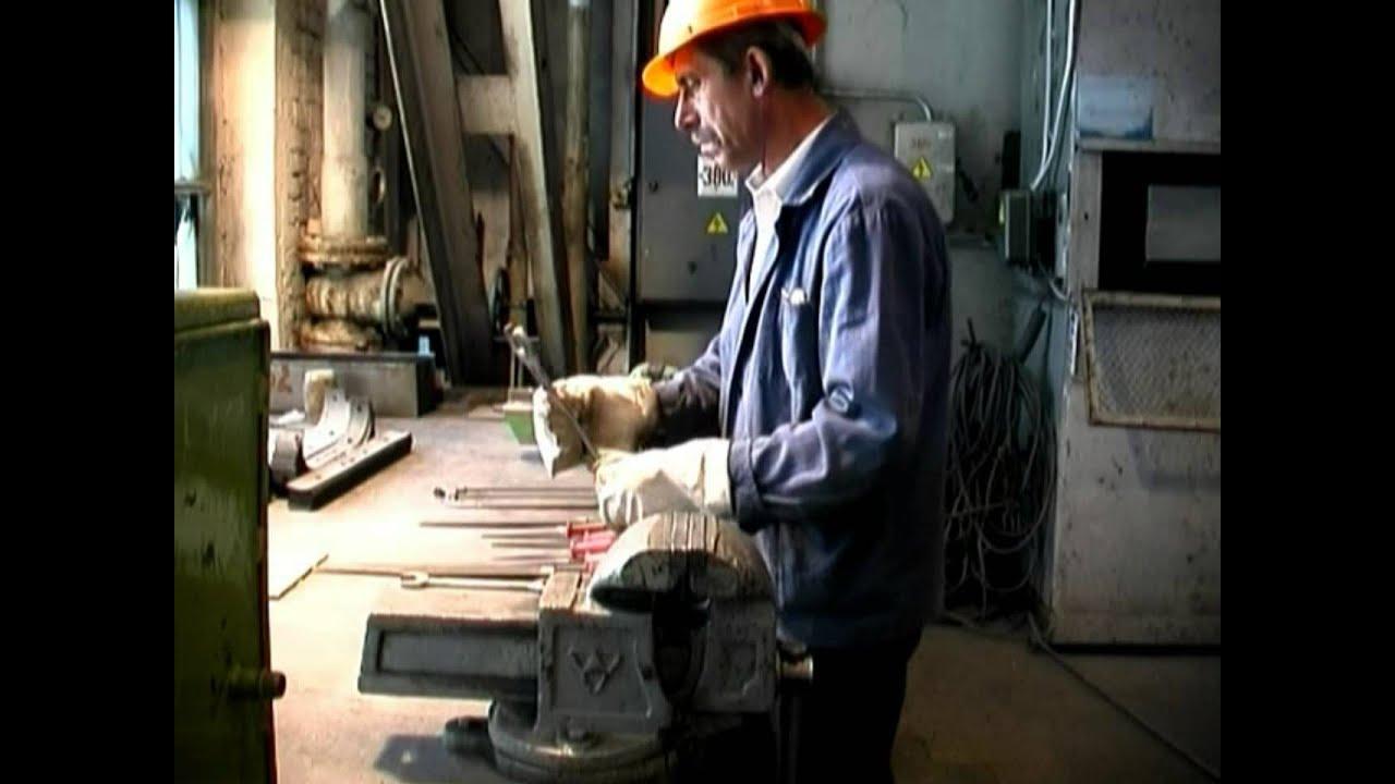 Видео инструкция по охране труда при работе с ручным слесарным инструментом
