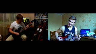 Bullet For My Valentine Don`t Need You (dual Guitar Cover High Quality)