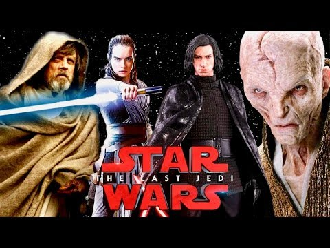 Star Wars: The Last Jedi Review and Discussion Live Hangout! (w/ Patreons of SWRC)