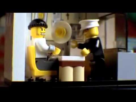 Lego City Komenda Policji 7744 Youtube