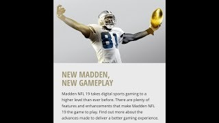 Madden 19 - Expectations Versus Reality