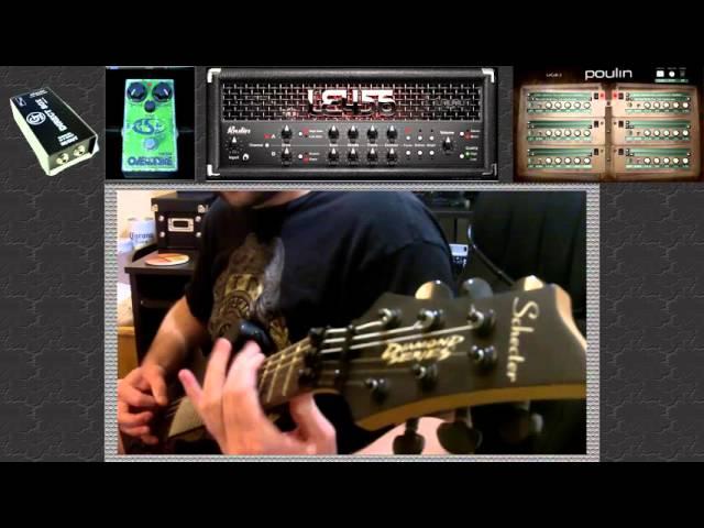 LE456 Guitar Tone - Death Metal, Black Metal, Deathcore, Djent