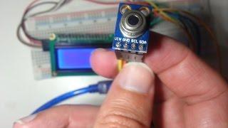 Contactless Temperature Sensor