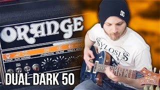 Скачать Orange Dual Dark 50 Pete Cottrell