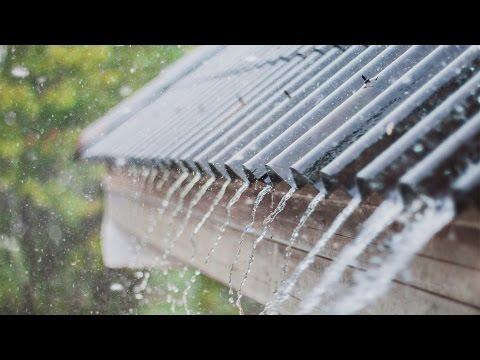Som da Chuva No Telhado - 2 Horas Para Dormir e Relaxar ☂