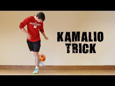 Kamalio Trick Tutorial :: Freestyle Football  Soccer LOWERS with Philip Clarke