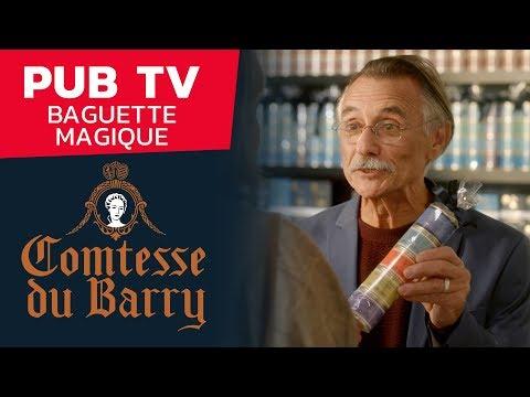 Vidéo Spot TV Comtesse du Barry - Baguette magique