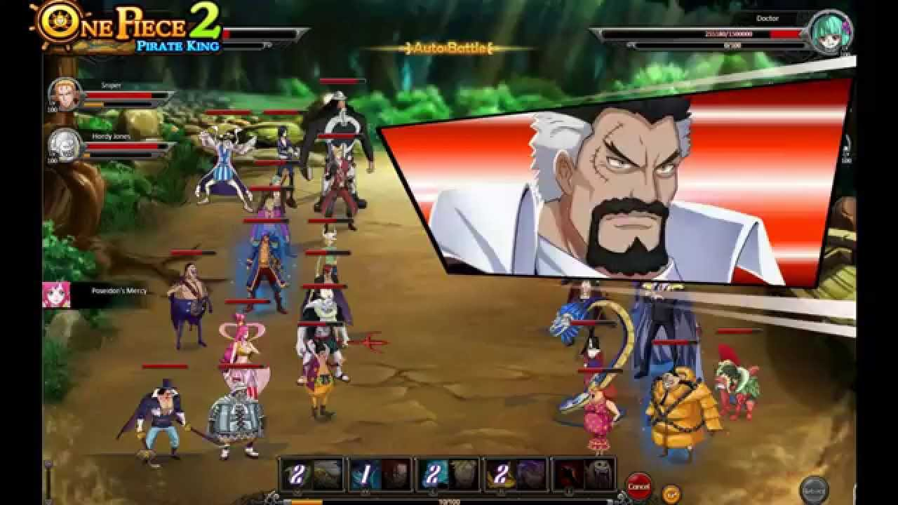 one piece pirate king online