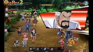 One Piece Online 2: Pirate King, New treasure hunt game on JoyGames.me