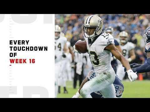 Every Touchdown from Week 16 | NFL 2019 Highlights