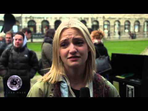Irish Students Talk Politics