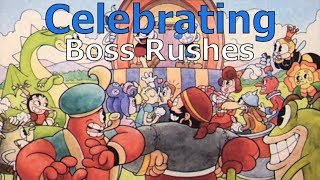Celebrating Boss Rushes: On the Verge of Becoming a Genre