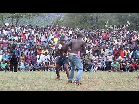 Musangwe Ultimate Fighter Special