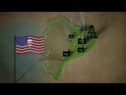 Il danno causato da texaco (chevron) in Ecuador [Sub ITA]